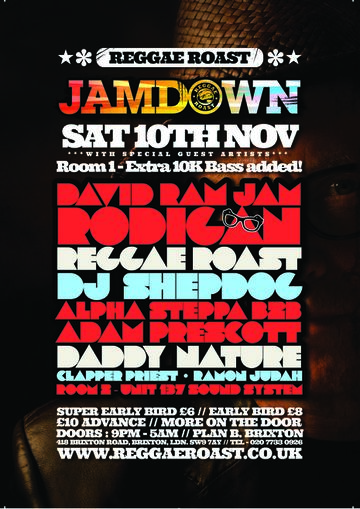2012-11-10 - Reggae Roast Jamdown, Plan B.jpg