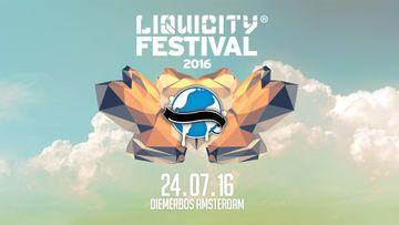 2016-07-24 - Calibre & DRS @ Liquicity Festival, Diemerbos