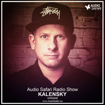 2015-06-29 - Kalensky - Audio Safari Radio Show 046.jpg