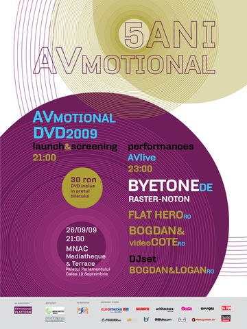 2009-09-26 - Byetone - Live @ 5 Years Anniversary of AVmotional - MNAC, Bucharest, Romania.jpg