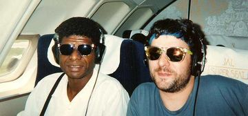 1992 - Larry Levan & Francois K @ The Harmony Tour, Japan.jpg