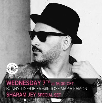 2013-08-07 - Sharam Jey @ Bunny Tiger Ibiza, Ibiza Global Radio.jpg