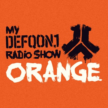 2013 - My Defqon.1 Radio Show, Orange Radio.jpg