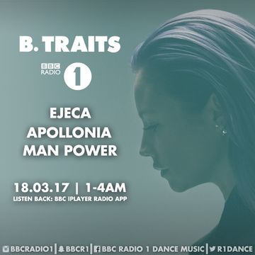 2017-03-18 - B.Traits, Man Power, Shonky, Ejeca - B.Traits, BBC Radio 1.jpg