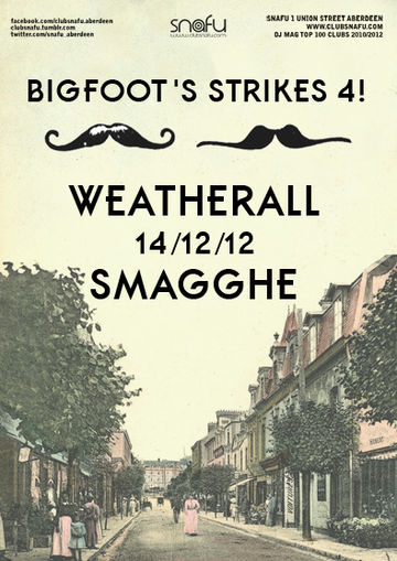 2012-12-14 - Bigfoot's Strikes 4!, Snafu.jpg